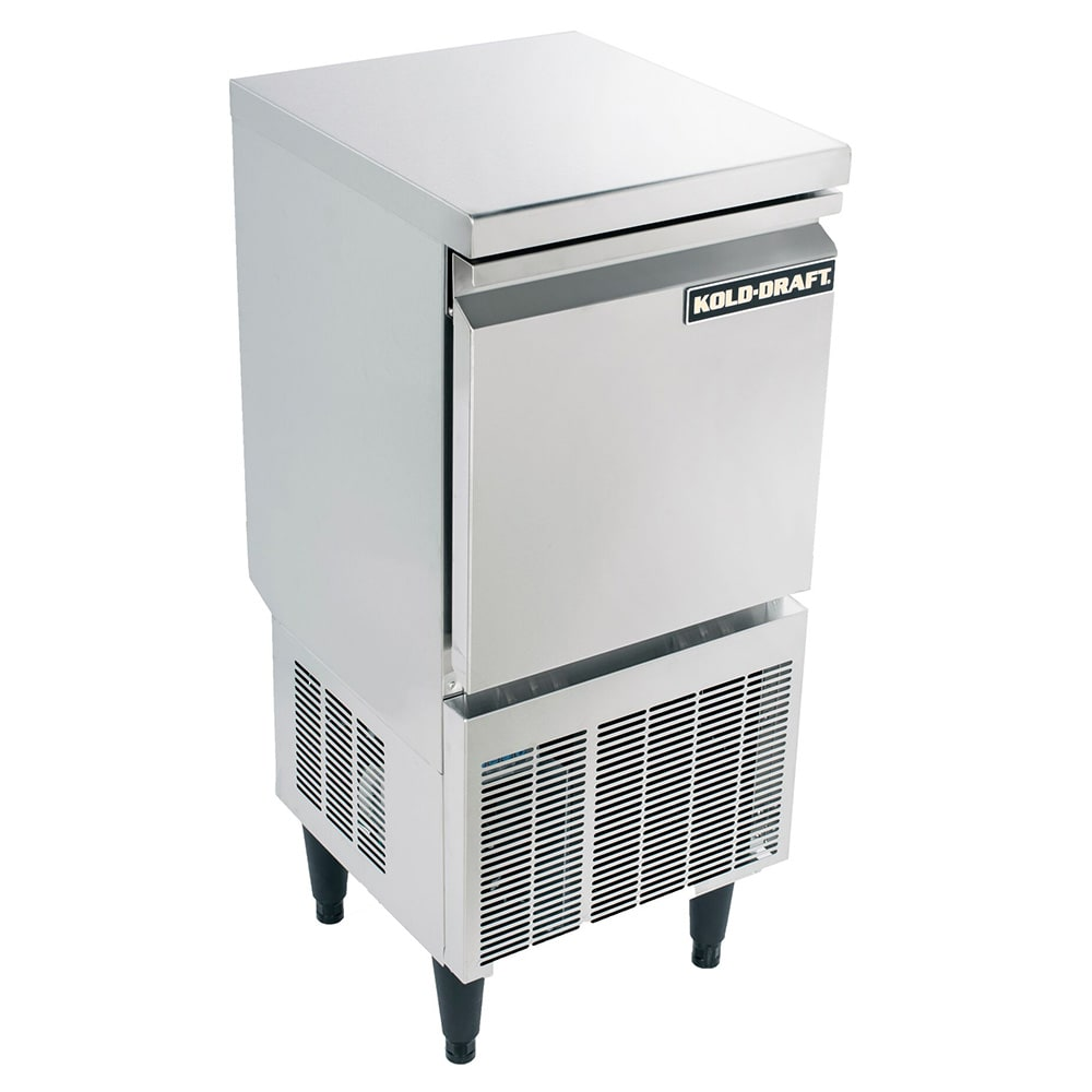 """Kold-Draft KD-50 36.7""""H Full Cube Undercounter Ice Maker - 59 lbs/day, Air Cooled"""