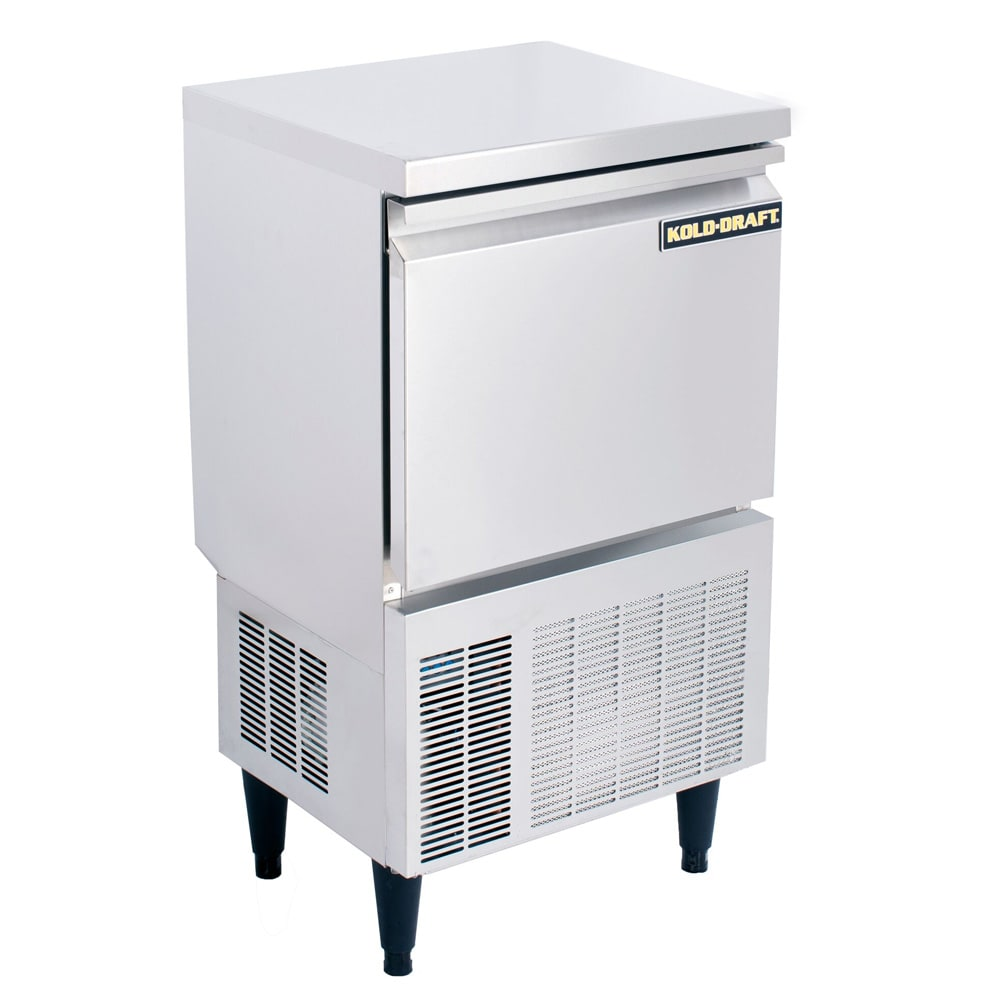 """Kold-Draft KD-70 36.7""""H Full Cube Undercounter Ice Maker - 82 lbs/day, Air Cooled"""