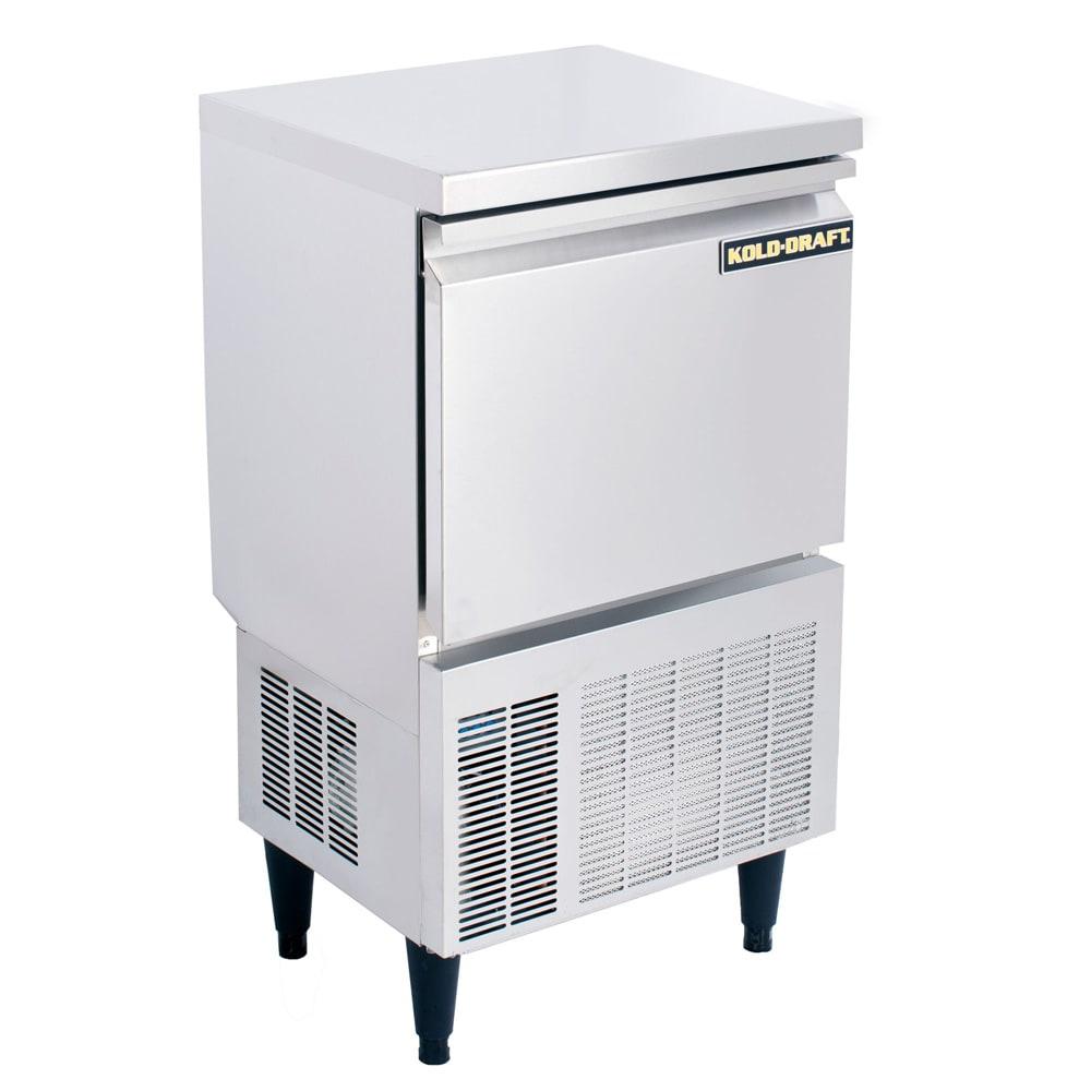 Kold-Draft KD-70 82 lb/Day Full Cube Ice Maker w/ 40 lb Bin, Air Cooled, 115v