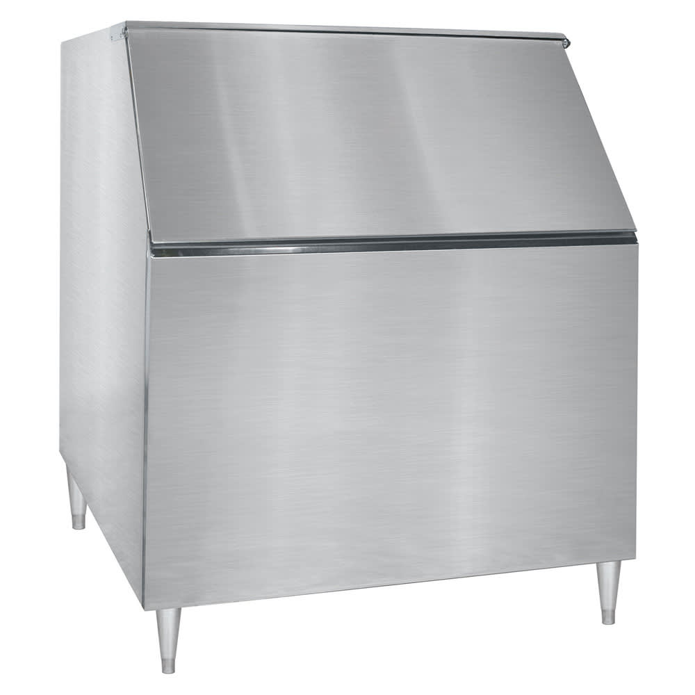 "Kold-Draft KDB230 30.25"" Wide 230 lb Ice Bin w/ Lift Up Door"