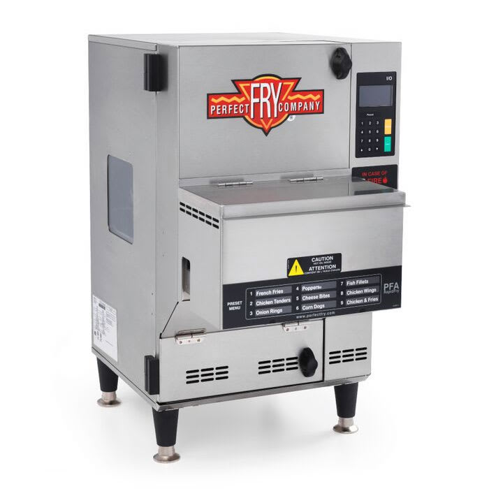 Perfect Fry PFA5708 Countertop Electric Fryer - (1) 2.75 lb Vat, 208v1ph