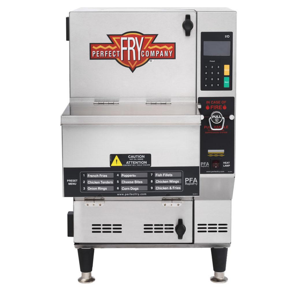 Perfect Fry PFA720 Countertop Electric Fryer - (1) 2.75-gal Vat, 240v/1ph