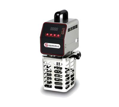 Sammic SVP-100 4170016 60-qt Sous-Vide Immersion Cooker - Clip-On, Digital 1/3 hp
