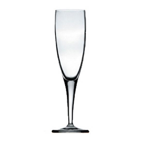 Stolzle S1030017 Milano Mini 4-oz Flute Champagne Glass