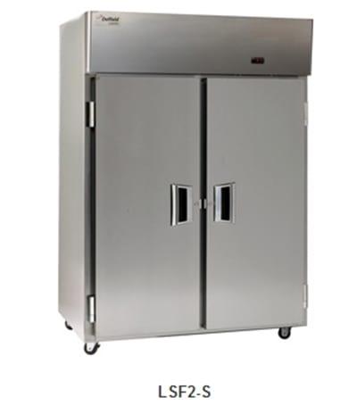 """Delfield Scientific LAF1-S 29"""" Single Section Reach-In Freezer, (1) Solid Door, 115v"""