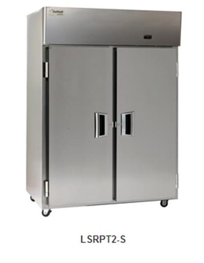 Delfield Scientific LARPT1-S Full Size Medical Refrigerator - Pass-Thru, 115v