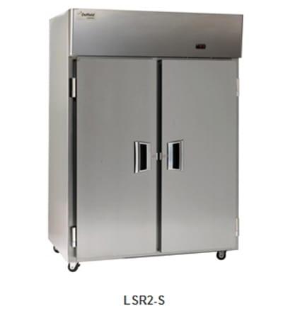 Delfield Scientific LMR2-S Full Size Medical Refrigerator - Access Ports, 115v