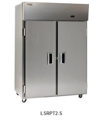 Delfield Scientific LMRPT1-S Full Size Medical Refrigerator - Pass-Thru, 115v