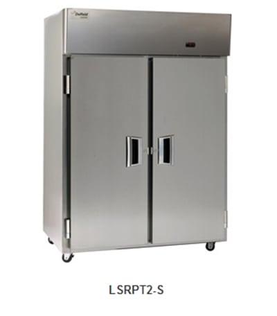 Delfield Scientific LMRPT2-S Full Size Medical Refrigerator - Pass-Thru, 115v