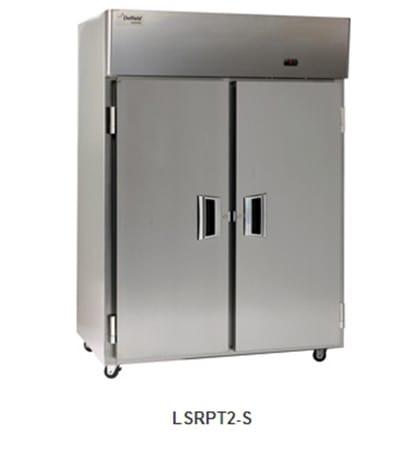 Delfield Scientific LMRPT3-S Full Size Medical Refrigerator - Pass-Thru, 115v