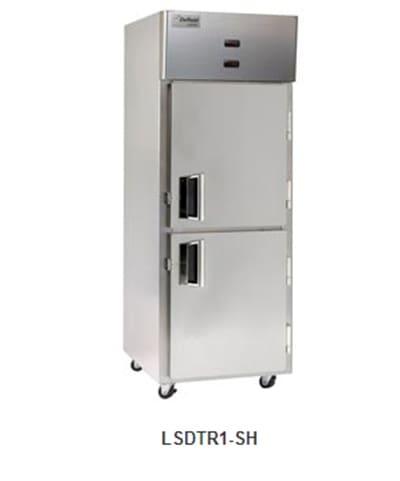 Delfield Scientific LSDTR1-SH Full Size Dual Temp Medical Refrigerator Freezer - Access Ports, 115v