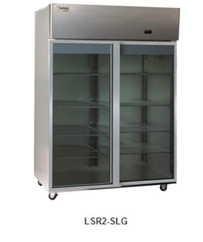 Delfield Scientific LSR2-SLG Full Size Medical Refrigerator - 115v