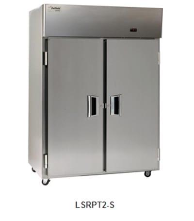 Delfield Scientific LSRPT3-S Full Size Medical Refrigerator - Pass-Thru, 115v