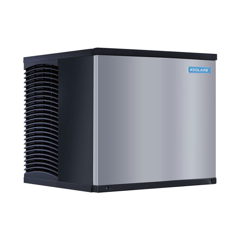 """Koolaire KD-0420W 22"""" Full Cube Ice Machine Head - 368-lb/day, Water Cooled, 115v"""