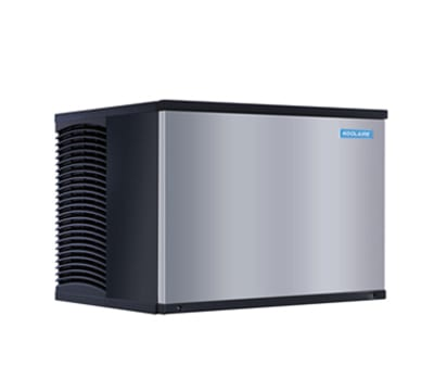 """Koolaire KD-1000W-261 30"""" Cube Ice Machine Head - 913-lb/day, Water Cooled, 208v/1ph"""