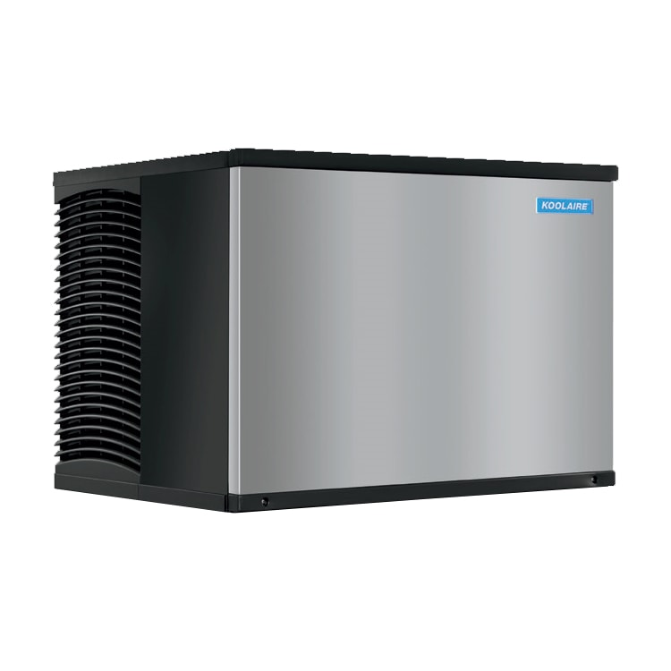 """Koolaire KDT-0400W 30"""" Full Cube Ice Machine Head - 425 lb/day, Water Cooled, 115v"""