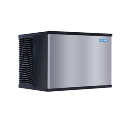 """Koolaire KY-0500W 30"""" Half Cube Ice Machine Head - 545-lb/24-hr, Water Cooled, 115v"""