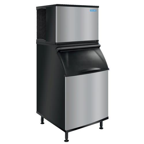 "Koolaire KYT-0700A 30"" Half Cube Ice Machine Head - 675 lb/day, Air Cooled, 115v"