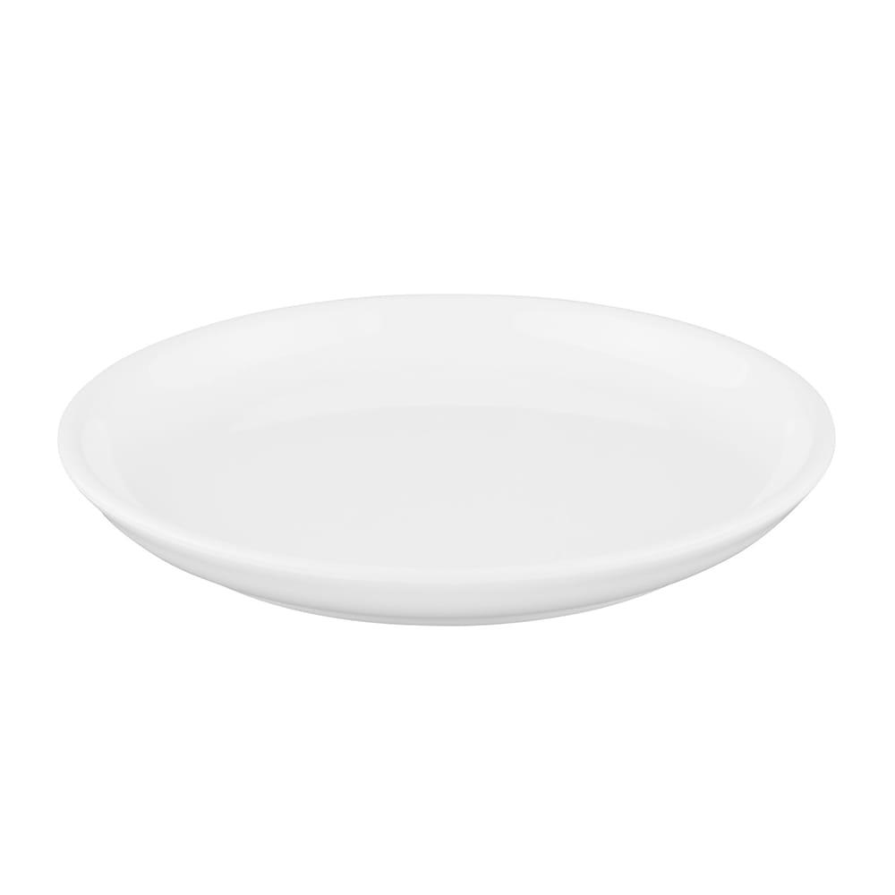 """Elite Global Solutions B65R 6.5"""" Round Santorini Plate - Melamine, White"""