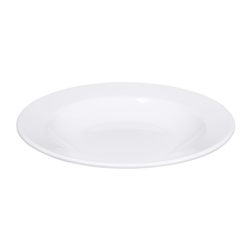 Elite Global Solutions D10PB-W 18-oz Merced Pasta/Soup Bowl - Melamine, White