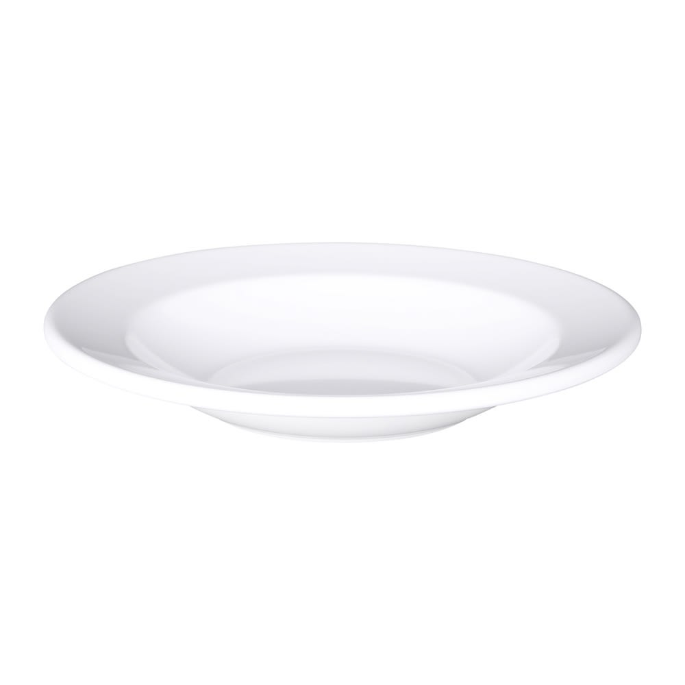 Elite Global Solutions D878PB-W 12-oz Merced Pasta/Soup Bowl - Melamine, White