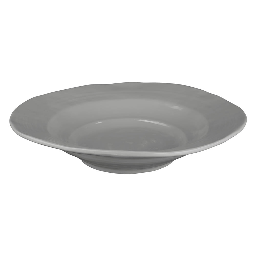 Elite Global Solutions DB11-G 22-oz Della Terra Bowl - Melamine, Gray