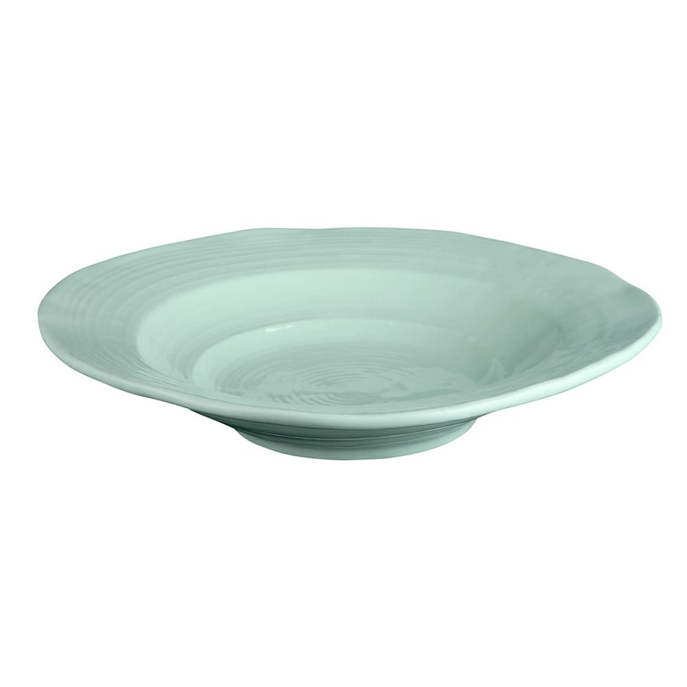 Elite Global Solutions DB11-MG 22-oz Della Terra Bowl - Melamine, Mint Green