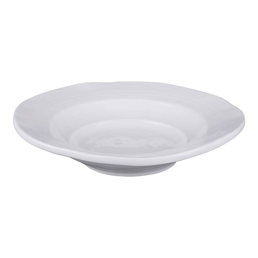 Elite Global Solutions DB7-W 6-oz Della Terra Bowl - Melamine, White