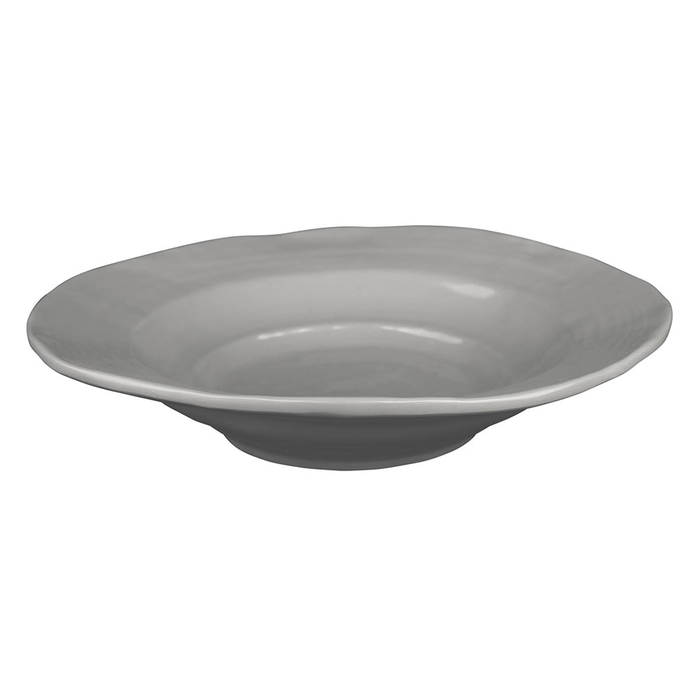 Elite Global Solutions DB925-G 12 oz Della Terra Bowl - Melamine, Gray