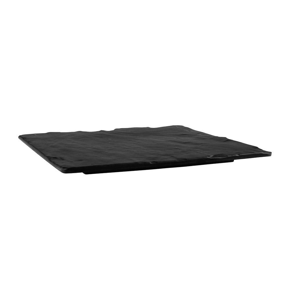 "Elite Global Solutions M10-B 10"" Square Fo Bwa Meta Riser - Melamine, Faux Slate"
