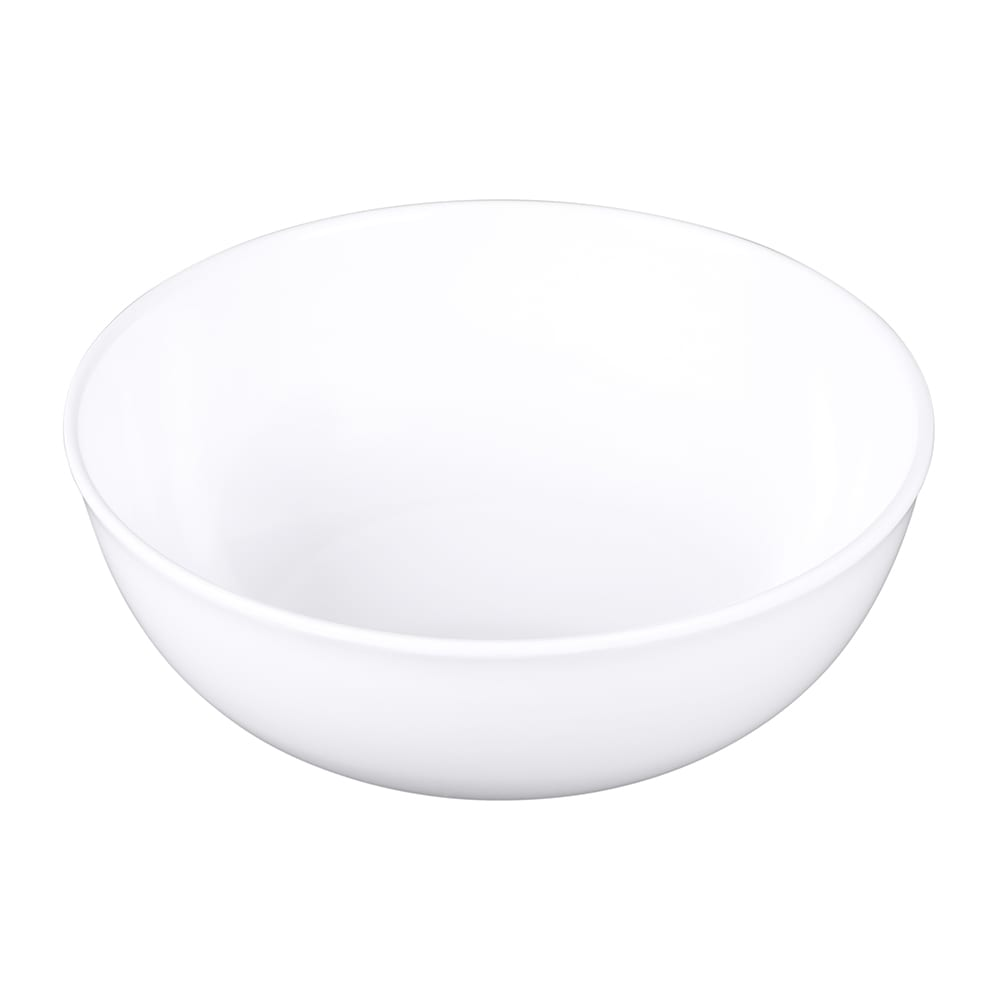 Elite Global Solutions M11R4-NW 4-qt Foundations Bowl - Melamine, White
