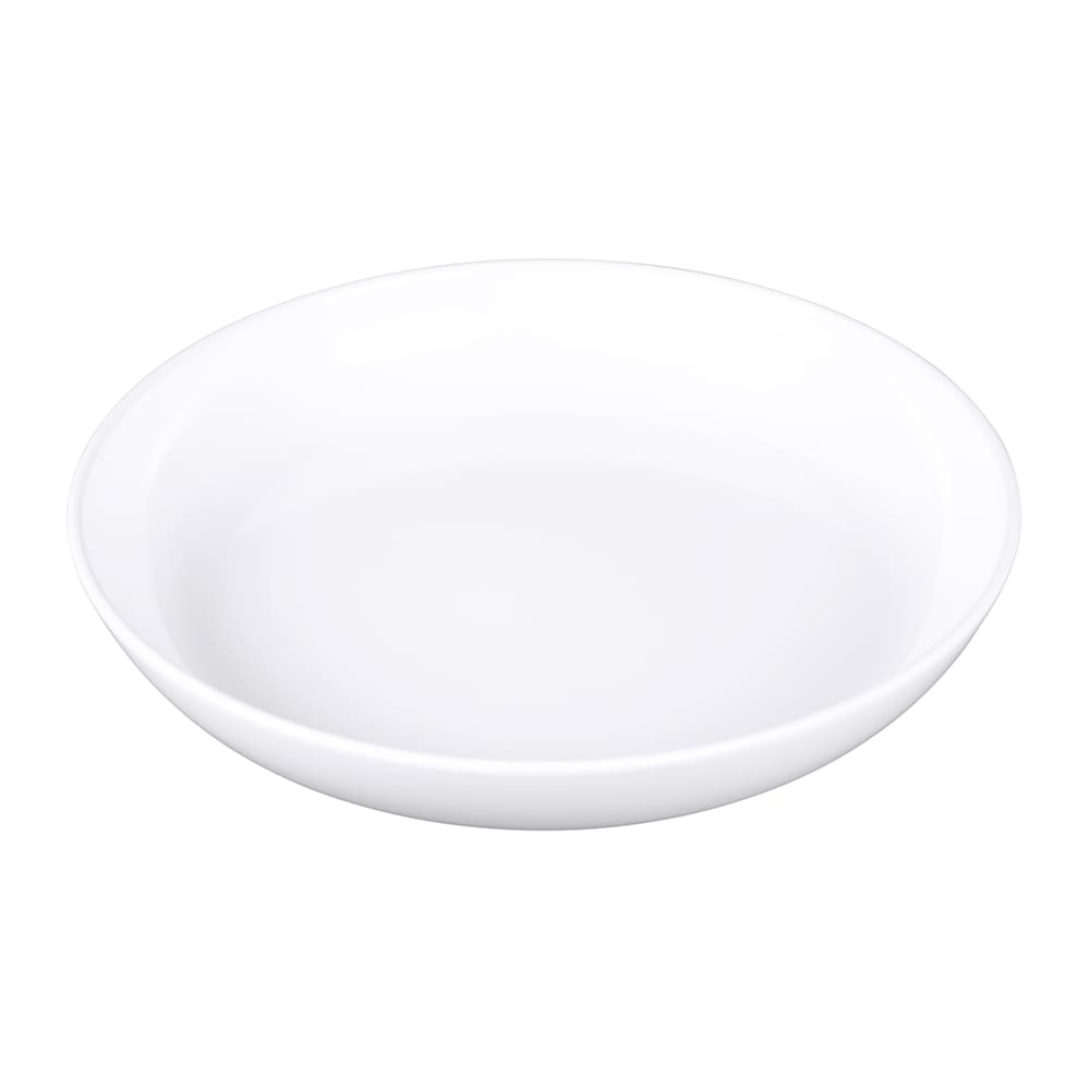 Elite Global Solutions M13R2-NW 3.5-qt Foundations Bowl - Melamine, White