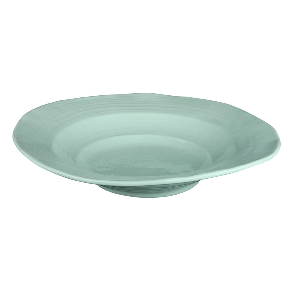 Elite Global Solutions M14B-MG 44-oz Della Terra Serving Bowl - Melamine, Mint Green