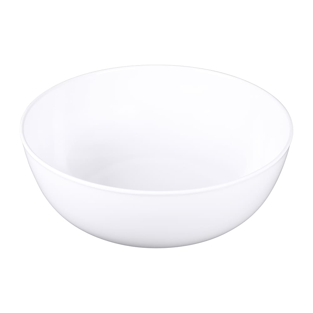 Elite Global Solutions M15R6-NW 12.5-qt Foundations Bowl - Melamine, White
