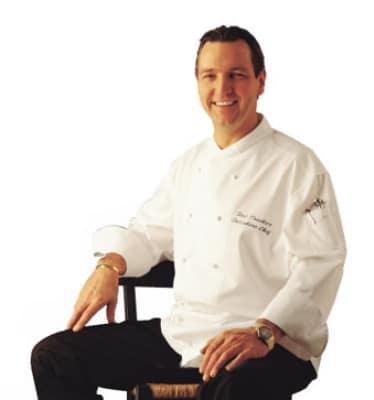 Chef Revival J007-L Luxury Cotton Chef Jacket, Large