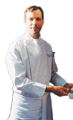Chef Revival J023-XL Poly Cotton Classic Chef Jacket, X-Large