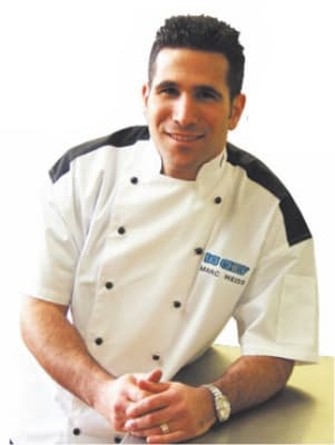 Chef Revival J031-M Poly Cotton Bermuda Chef Jacket, Medium
