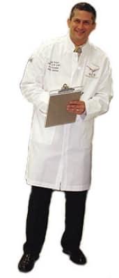 Chef Revival J034-L Poly Cotton Chef Tech Coat, Large