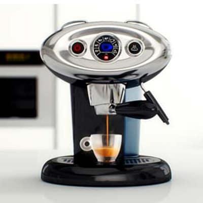 Illy 206591 120V iperEspresso x7.1 Espresso Machine - Black