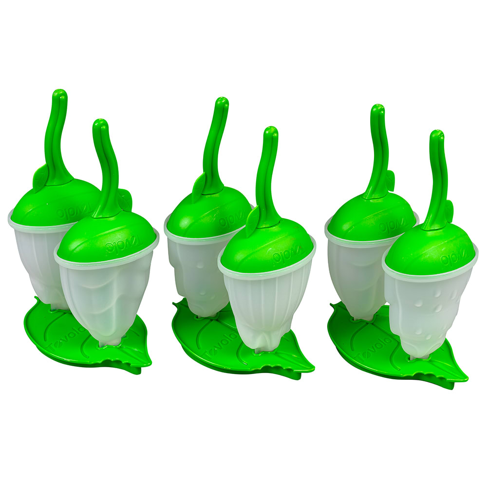 Tovolo 80-9666 Bug Pop Molds - Set of 6