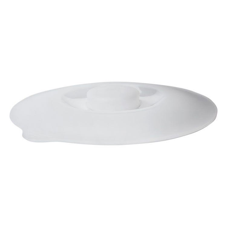 "Tovolo 81-8885 8"" Quick Seal Silicone Lid - Microwavable, BPA Free"