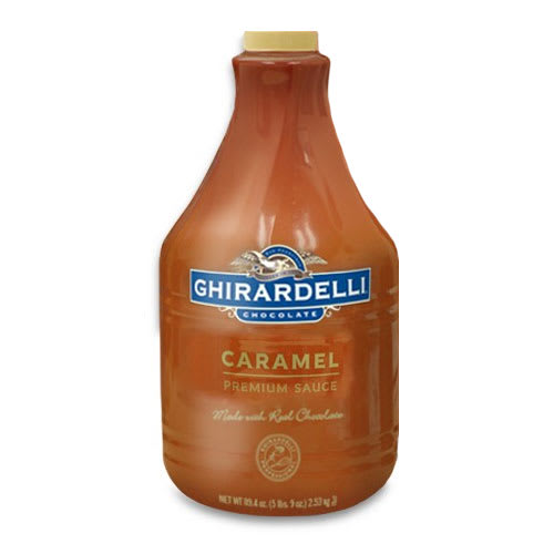 Ghirardelli 62053 90.4-oz Caramel Flavored Sauce