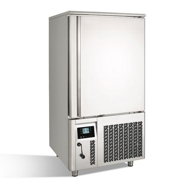 "Infrico IBC-ABT101L 33"" Floor Model Blast Chiller - (10) Pan Capacity, 230v/1ph"