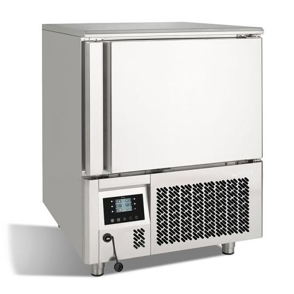 "Infrico IBC-ABT71L 33"" Countertop Blast Chiller - (7) Pan Capacity, 115v"
