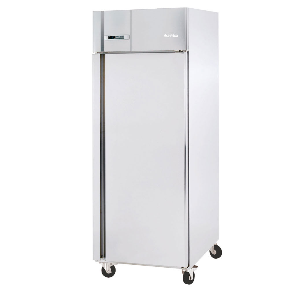 """Infrico IRR-AGB23 27"""" Single Section Reach-In Refrigerator, (1) Solid Door, 115v"""