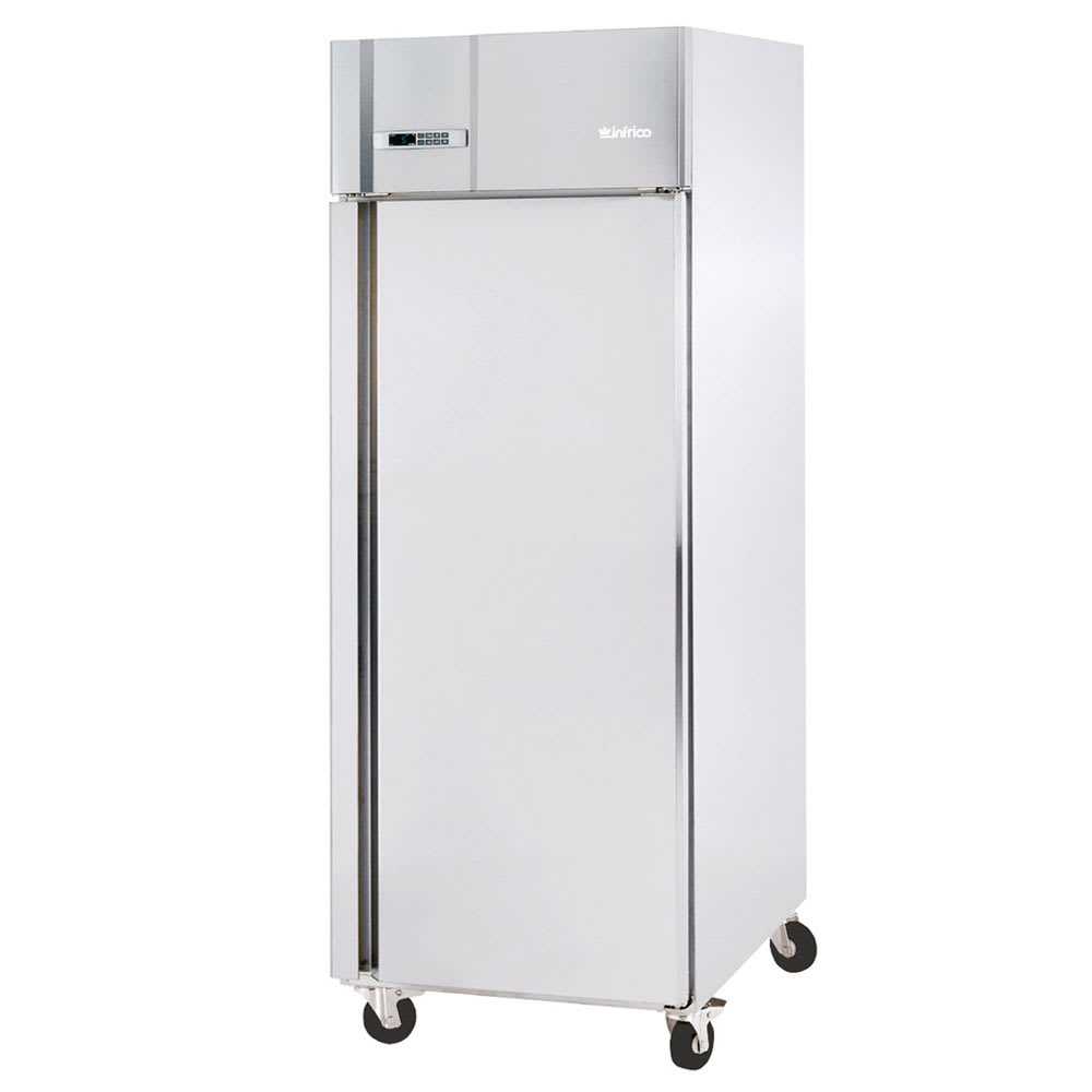 """Infrico IRR-AGB23BT 27"""" Single Section Reach-In Freezer, (1) Solid Door, 115v"""