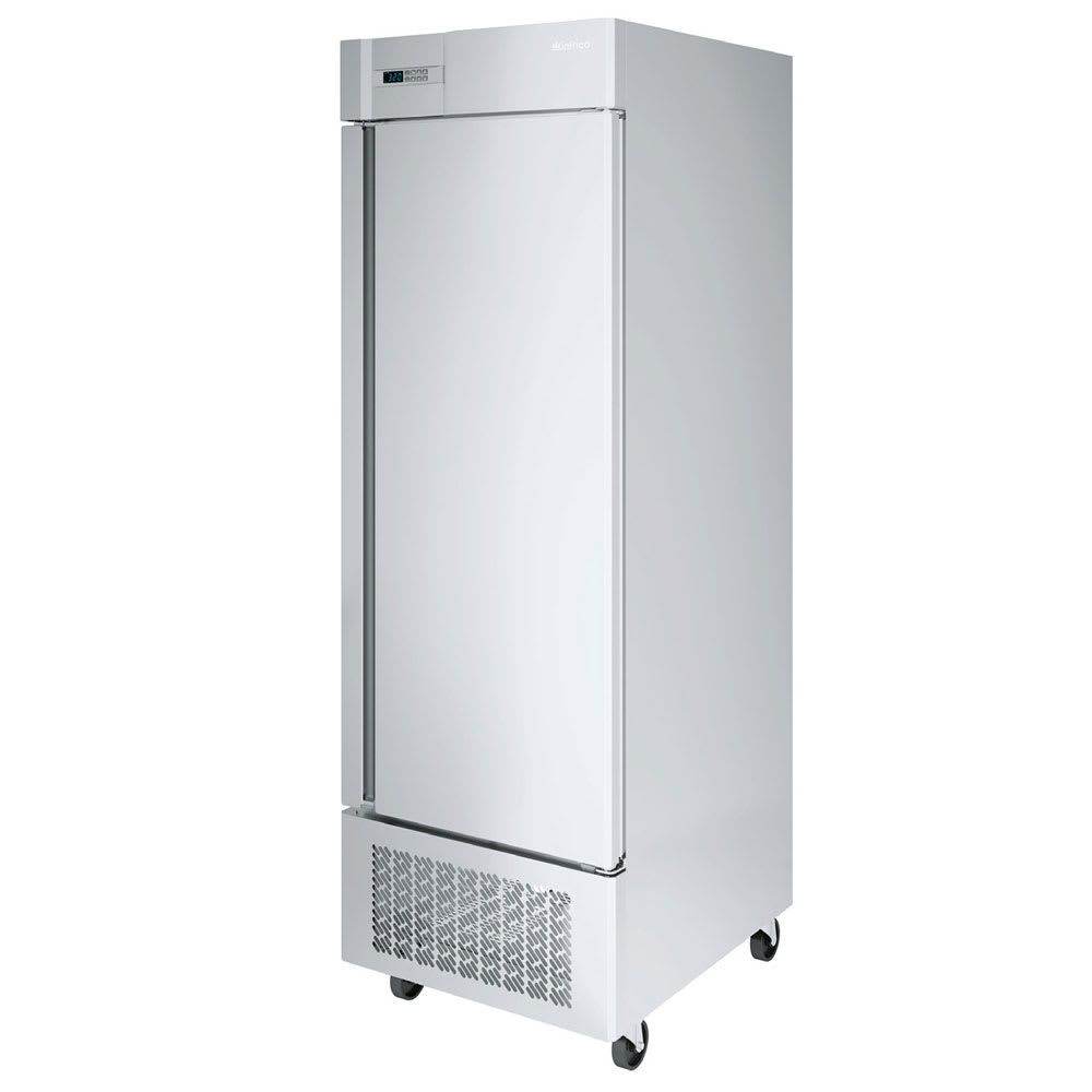 "Infrico IRR-AN23BT 27"" Single Section Reach-In Freezer, (1) Solid Door, 115v"