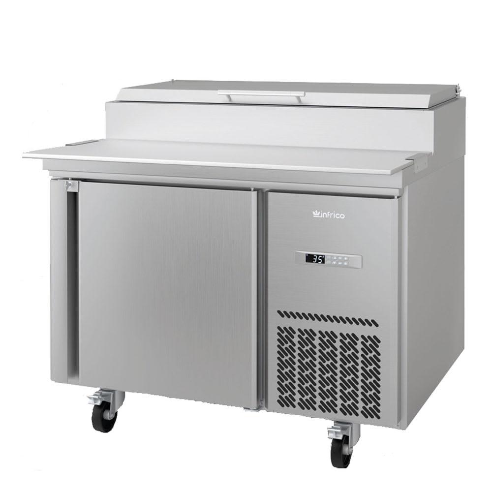"Infrico IRT-MR41EN 41.38"" Pizza Prep Table w/ Refrigerated Base, 115v"
