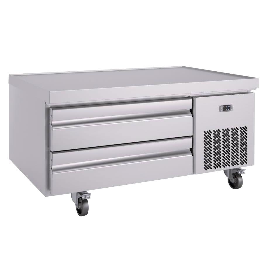 "Infrico IUC-MSG48 48.63"" Chef Base w/ (2) Drawers - 115v"