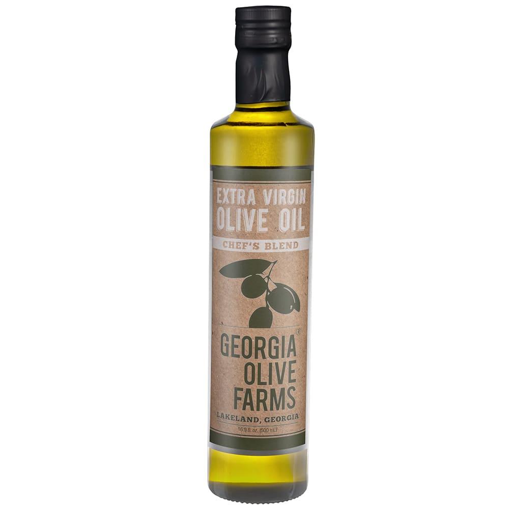 Georgia Olive Farms EVOO500ML 16.9 oz Extra Virgin Olive Oil